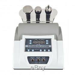 Pro 1MHz Ultrasound Ultrasonic Anti Aging Facial Skin Lifting Spa Beauty Machine