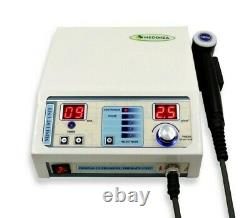 Pro 1MHz Ultrasound Ultrasonic Therapy Pain Relief Chiropractic Massager Unit US