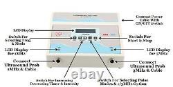 Pro 1Mhz 3MHz Ultrasonic Machine Multiple Pain Relief Ultrasound Massager Unit