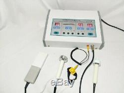 Pro 2in1 3MHz Ultrasound Skin Scrubber D-808 Salon Machine