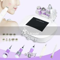 Pro 3MHz Ultrasound Scrubber Dermabrasion Ultrasound Skin Scrubber Peeling Spa