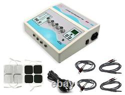 Pro 4 Channel Electrotherapy Physical Multi Pain Relief Ultrasound Home Use Unit