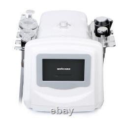 Pro 7 In1 Cavitation Ultrasound Vacuum Rf Radio Frequency Cold Hammer Machine US