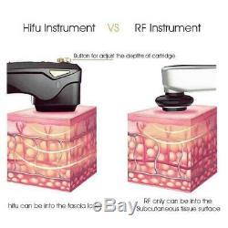 Pro HIFU Machine Ultrasound Skin Tightening Anti-Aging Anti-Wrinkle Face Lifting