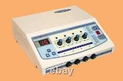 Pro. Home use Electrotherapy 04 ch Pulser Multi Stress Physical therapy Machine