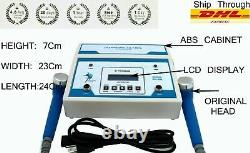 Pro. Original Ultrasound therapy 1/3MHz & 4 Channel Electrotherapy Low Price AP8J