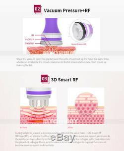 Pro RF Ultrasound Cavitation Radio Frequency Vacuum LED Photon Fat Loss Machine