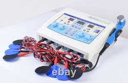 Pro Ultra 4 Channel Physical Therapy & Ultrasound Thersonic 1MHz Machine