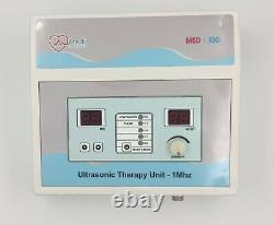 Pro Ultrasonic Therapy 1 MHz Pain Relief Ultrasound Physical Electrotherapy Unit