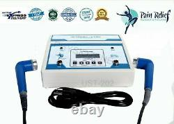 Pro Ultrasound Therapy 1/3MHz Ultrasonic Pain Relief Zenex Pulse Unit-DEV-DRG