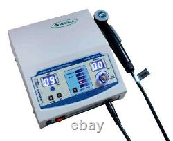 Pro Ultrasound Therapy Machine Pain Relief Ultrasonic US 1MHz PhysioTherapy Unit