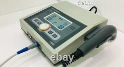 Pro Ultrasound Therapy Portable Therapy Unit Pain Relief Unit 1 & 3 Mhz LCD CE