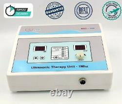 Pro Ultrasound Ultrasonic Therapy 1MHz Physical Pain Relief Electrotherapy Unit