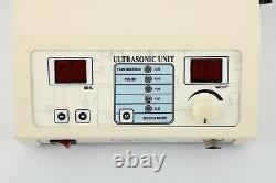 Pro Ultrasound Ultrasonic Therapy Unit Physical Pain Relief UST 1MHz Machine USA