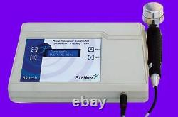 Professional 3-Mhz Ultrasonic Ultrasound Therapy Physiotherapy LCD Machine @#sdf