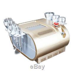 Professional 40K Cavitation Ultrasound Slimming Fat Body Contour Beauty Machine