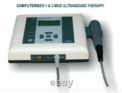 Professional Advanced Ultrasound therapy device 1 & 3 MHz DIGISONIC 3s Machine