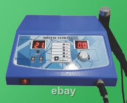Professional Chiropractic Physiotherapy Ultrasound Ultrasonic Therapy Machine AK