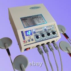 Professional Home Electrotherapy 4 Channel Electrotherapy Physical Pain Relief T