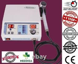 Professional Home Use Ultrasonic Pain Relief Ultrasound 1MHZ Physio Therapy UNIT