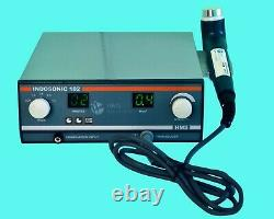 Professional Indosonic 102 Ultrasound Therapy Machine Pain Relief device Model @