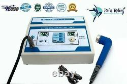 Professional UST-101 chiropractic physiotherapy ultrasound therapy 1MHz Machine