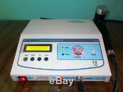 Professional Ultrasound Dynosound 1Mhz Therapy LCD Preset Program Machine