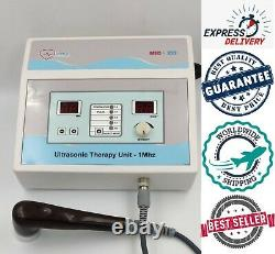 Professional Ultrasound Therapy Ultrasonic 1MHz Pain Relief Electrotherapy Unit