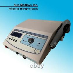 Professional Ultrasound Therapy Unit 1MHz LCD Deep Heat Treatment Physiotherapy