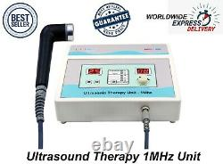 Professional Ultrasound Ultrasonic 1MHz Therapy Machine for Multiple Pain relief
