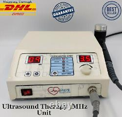 Professional Ultrasound Ultrasonic Therapy Machine Multiple Pain relief 1Mhz UNT