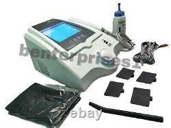 Professional Use Healer Combo- Electrotherapy +Ultrasound Therapy Device #df