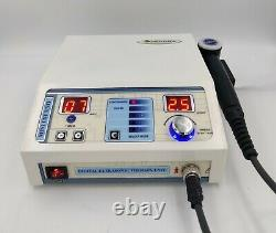 Professional Use Ultrasonic Multi Pain Relief Ultrasound Therapy 1MHz Pulse Unit