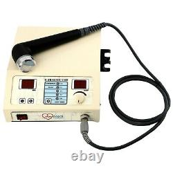 Professional Use Ultrasound Therapy 1MHz Physical Pain Relief Chiropractic Unit