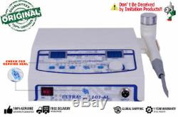 Professional chiropractic physiotherapy ultrasound machine 1mhz N5 U101-AD