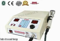 Professional chiropractic physiotherapy ultrasound ultrasonic therapy machine DF