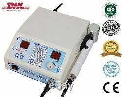 Professional chiropractic physiotherapy ultrasound ultrasonic therapy machine HJ