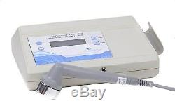 Professional chiropractic ultrasound therapy machine 3Mhz with program