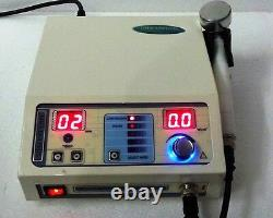 Professional ultrasound ultrasonic therapy Physiotherapy machine chiropractic