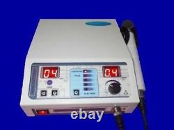 Professional use 1 MHz Ultrasound Therapy Physiotherapy Electrotherapy Machine