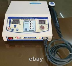 Professional use 1 Mhz ultrasound therapy pain relief unit physiotherapy machine