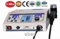 Professional use Ultrasound Therapy 3Mhz deep heat treatment Physiotherapy Model