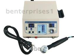 Professional use Ultrasound Therapy Physiotherapy 1 Mhz Electrotherapy Machine