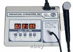 Professional use Ultrasound Ultrasonic Therapy Machine Physical therapy Unit