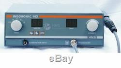 Professional use Ultrasound therapy device 1 MHz suitable Underwater Model I