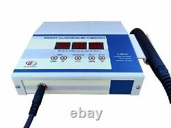 Professional use Ultrasound therapy device 1 Mhz Frequency Digital Display. Unit