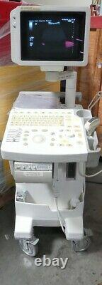 R169092 GE Medical LOGIQ-200 Pro Series Ultrasound with One Transducer Manual