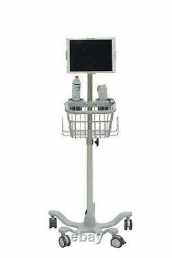 Roll Rolling stand for Ultrasound Imaging Sytstem with Tablet /iPad Pro display