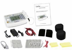 Roscoe Medical DQ7844 ComboCare E-stim & Ultrasound Combo Professional Device