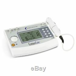 Roscoe Medical DQ7844 ComboCare Professional E-Stim and Ultrasound Device, NEW